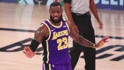 La gran final de la NBA arranca esta noche entre los Miami Heats y los Ángeles Lakers