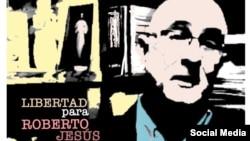 Roberto Quiñones Haces. Poster creado por Gorki Aguila Facebook de Estado de Sats