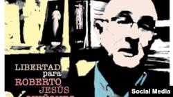Roberto Quiñones Haces Poster creado por Gorki Aguila Facebook de Estado de Sats