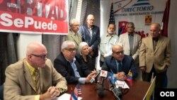"""Exilio llama a cubanos a """"protesta"""" y """"boicot"""" del referendo constitucional"""