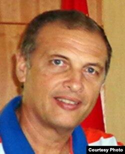 Mario Alberto Arrastía Ávila, especialista de Cubaenergía en La Habana.