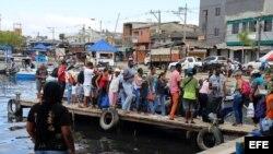 Cubanos en Turbo a punto de ser deportados