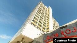 El hotel Capri de La Habana, uno de los más exclusivos de la ciudad.