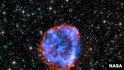 El Observatorio de Rayos X Chandra recopila datos ubicados a millones de años luz de la Tierra.
