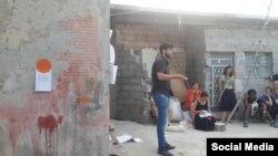 La #00 Bienal de La Habana seguía adelante este jueves a pesar del acoso de las autoridades.