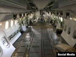 Canibalización: Un AN-158 cuatro años después de su incorporación a Cubana (Aviación en Cuba).