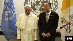El Papa llama a limitar el poder de los gobernantes