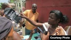 El Comité Ciudadano de Integración Racial de Cuba celebra 12 años de trabajo ininterrumpido (Foto: Juan Antonio Madrazo).