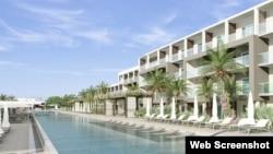 El hotel Gran Muthu Rainbow, en una imagen tomada de su sitio de internet.
