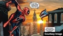 Spiderman. (Crédito Marvel)