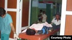 Accidente de tránsito en Cienfuegos