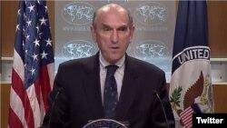 Elliott Abrams, enviado especial de Washington para Venezuela.