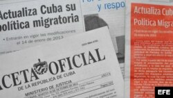 Reforma Migratoria en la Isla