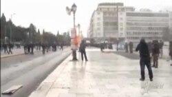 Grecia vuelve a la huelga