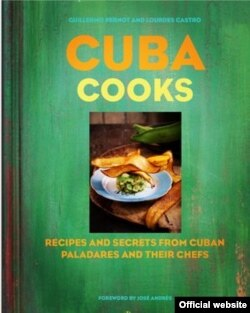 """Cuba Cooks"", de Lourdes Castro y Guillermo Pernot. (Foto: Facebook Lourdes Castro)"