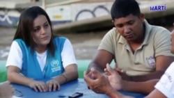 ACNUR responde a quejas de migrantes