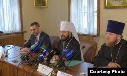 Hilarion, Patriarca de Volokolamsk y encargado de Relaciones Exteriores de la Iglesia Rusa informa sobre la visita del patriarca Kirill a América Latina.