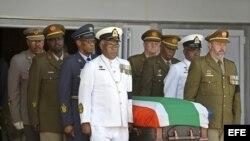 Funerales de Mandela