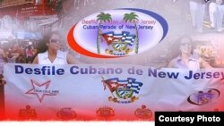 Desfile Cubano en New Jersey
