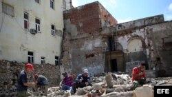Irma dañó 4.288 casas en La Habana, con 157 derrumbes totales y 986 parciales.