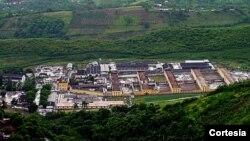La cárcel de Boniato en Santiago de Cuba