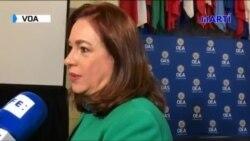 Latinoamérica presente en el debate de la OEA