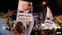 Egipto, elecciones presidenciales.