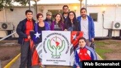 Médicos chilenos egresados de la ELAM Cuba