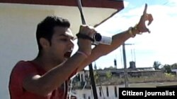 Wilfredo Márquez reportero ciudadano