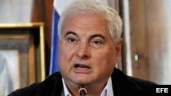 Ricardo Martinelli, ex presidente de Panamá