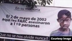 Crímenes de las FARC en Colombia