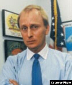John Kavulich, asesor del Consejo Económico y Comercial Estados Unidos-Cuba