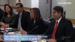 Comienza la segunda ronda de conversaciones EEUU-Cuba