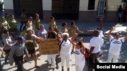 Duplican condena a activista que apoyaba a las Damas de Blanco