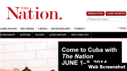 La revista The Nation visita Cuba.