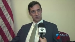 Cónsul General de EEUU en Cuba habla sobre crisis migratoria