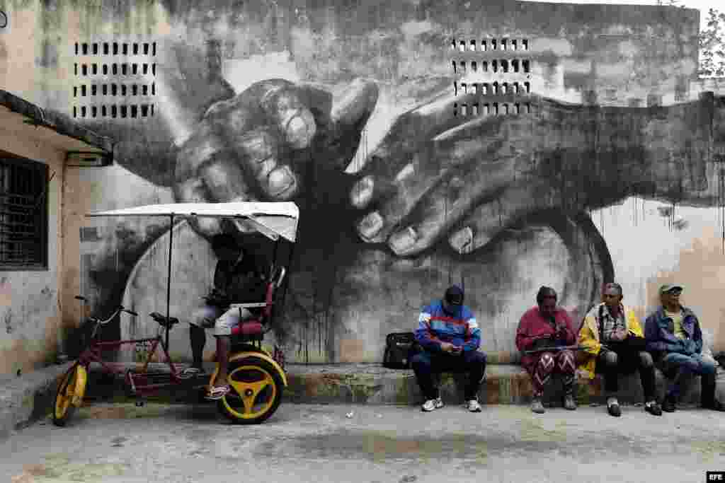 Así luce La Habana durante la visita de Obama.