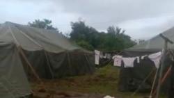 Trasladan a un albergue de La Cruz a cubanos varados en Costa Rica