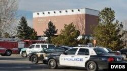 La escuela secundaria de Arapahoe, Colorado