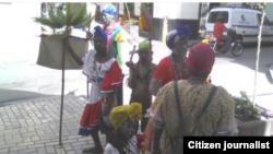 foto / Ridel Brea / Carnaval Infantil 2014 Santiago de Cuba