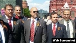 Cinco espías cubanos fueron recibidos con honores en Rusia.