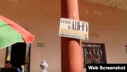 CUba conexión WiFi