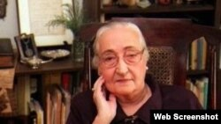 Dra. Mayda Frayde, activista de derechos humanos