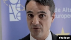 Ángel Martín Peccis. (Captura de video/YouTube)