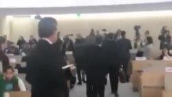 Diplomáticos abandonan sala de la ONU cuando hablaba canciller venezolano