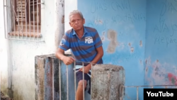 Walfrido Rodríguez Piloto. Tomado de un video de Cubanet.