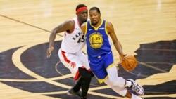Arranca el campeonato de la NBA y Toronto gana el primer juego de la serie