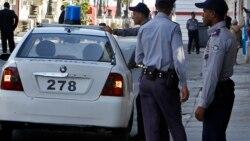 Dos Damas de Blanco bajo vigilancia policial en Matanzas