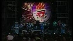 Concierto de Buena Fe en Miami enciende la controversia.