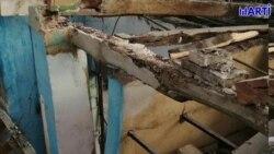 Prefieren restaurar hoteles que casas, denuncia residente de edificio en peligro de derrumbe